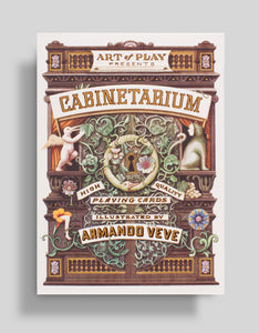 Cabinetarium Playing Cards Box