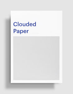 Clouded Paper