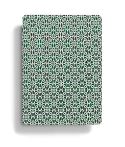 Madison Dealers Erdnase Green Playing Cards by Daniel Madison and Ellusionist Back Design