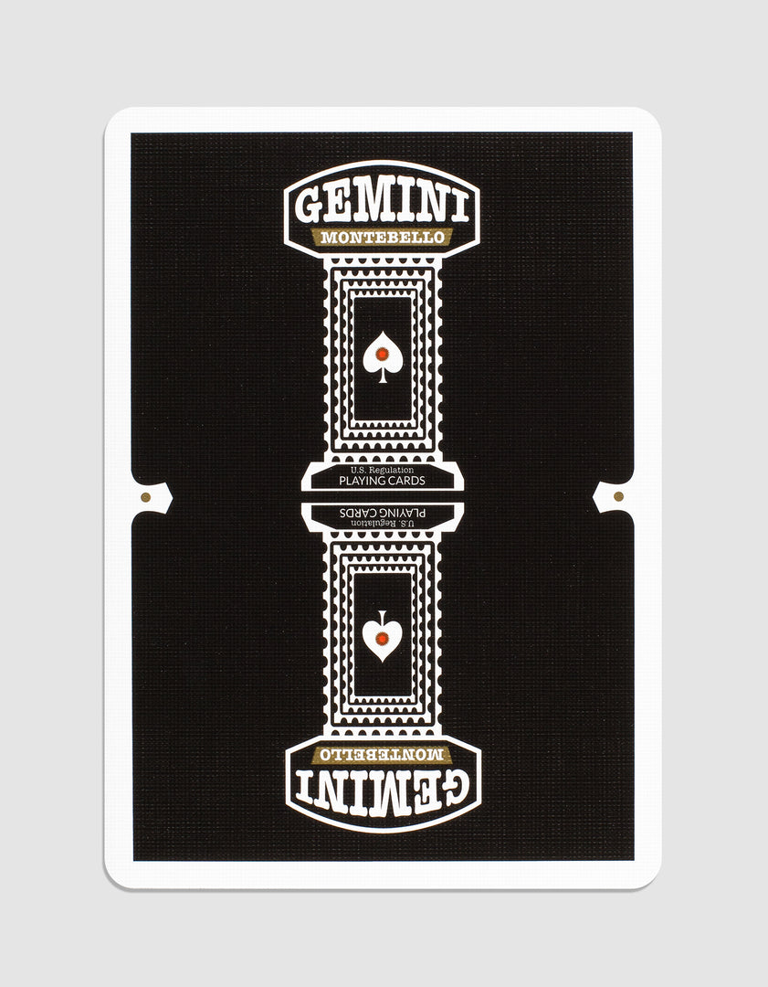 Gemini Casino Black