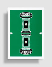 Gemini Casino Emerald Green