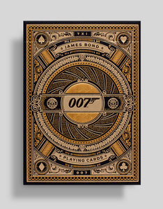 James Bond Playing Cards by theory11