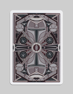 Mandalorian Playing Cards theory11