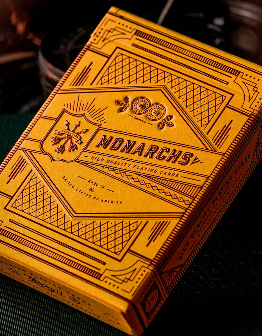 Monarch Mandarin Edition