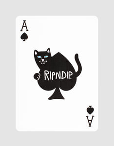 RIPNDIP Fontaine Playing Cards Ace of Spades