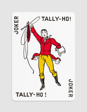 Tally-Ho® Fan Back