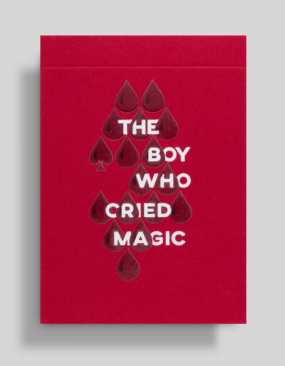The Boy Who Cried Magic