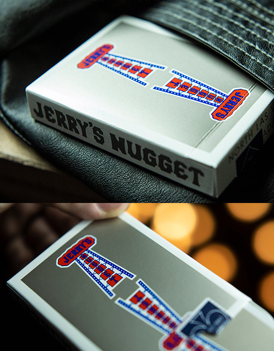 Vintage Feel Jerry's Nuggets