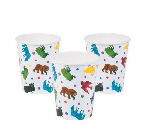 Brown Bear Cups