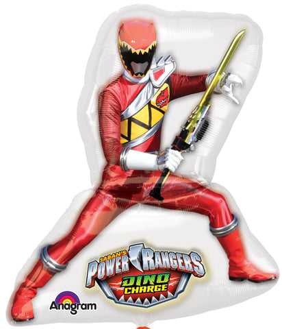 Power Rangers Red Ranger Dino Charge