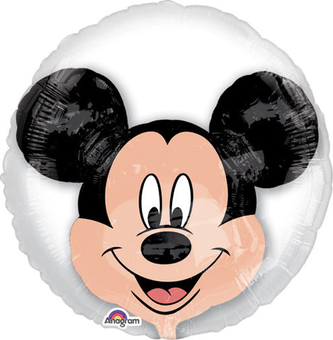 24 Inch Shape Insider Mickey Mouse Balloon