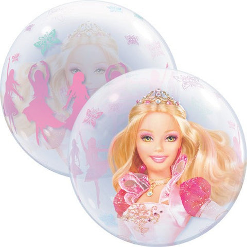 Dancing Barbie Bubble Balloon