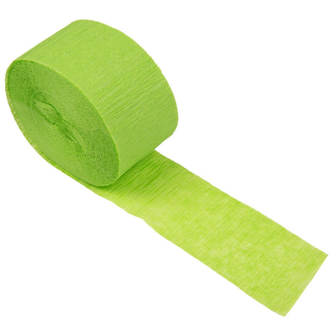 Lime Green Streamer