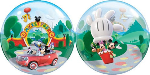 Mickey Clubhouse Bubble Balloon
