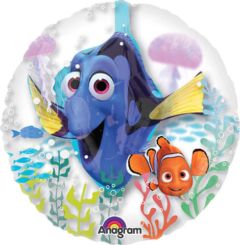 24 Inch Insider Finding Dory Balloon