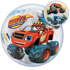 Blaze & The Monster Machines Bubble Balloon