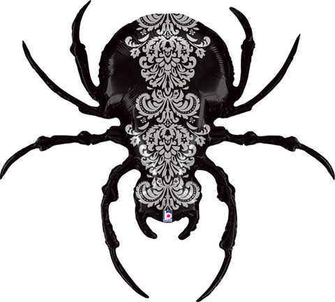 47 Inch Halloween Pretty Scary Spider Balloon