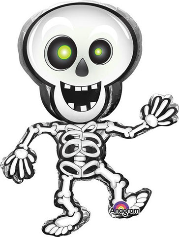 Halloween Dancing Skeleton Balloon