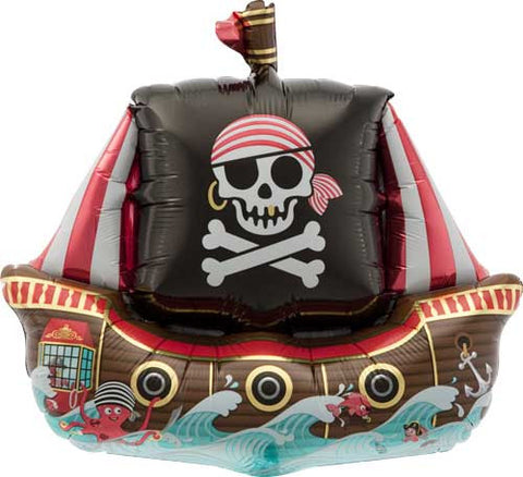 Pirate Ship Air Fill Mini