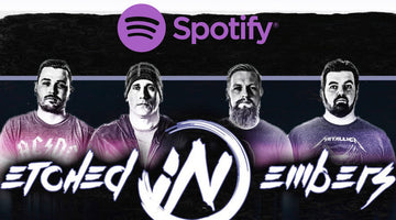 Sail The Silence [Etched In Embers] Breaks 100,000 Spotify Streams