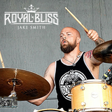 Scorpion Percussion Artist Jake Smith performs live with band Royal Bliss