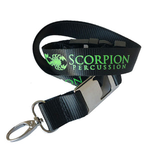 Scorpion Percussion Lanyard
