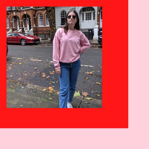Maison de Choup, Simone Williams, fashion, mental health