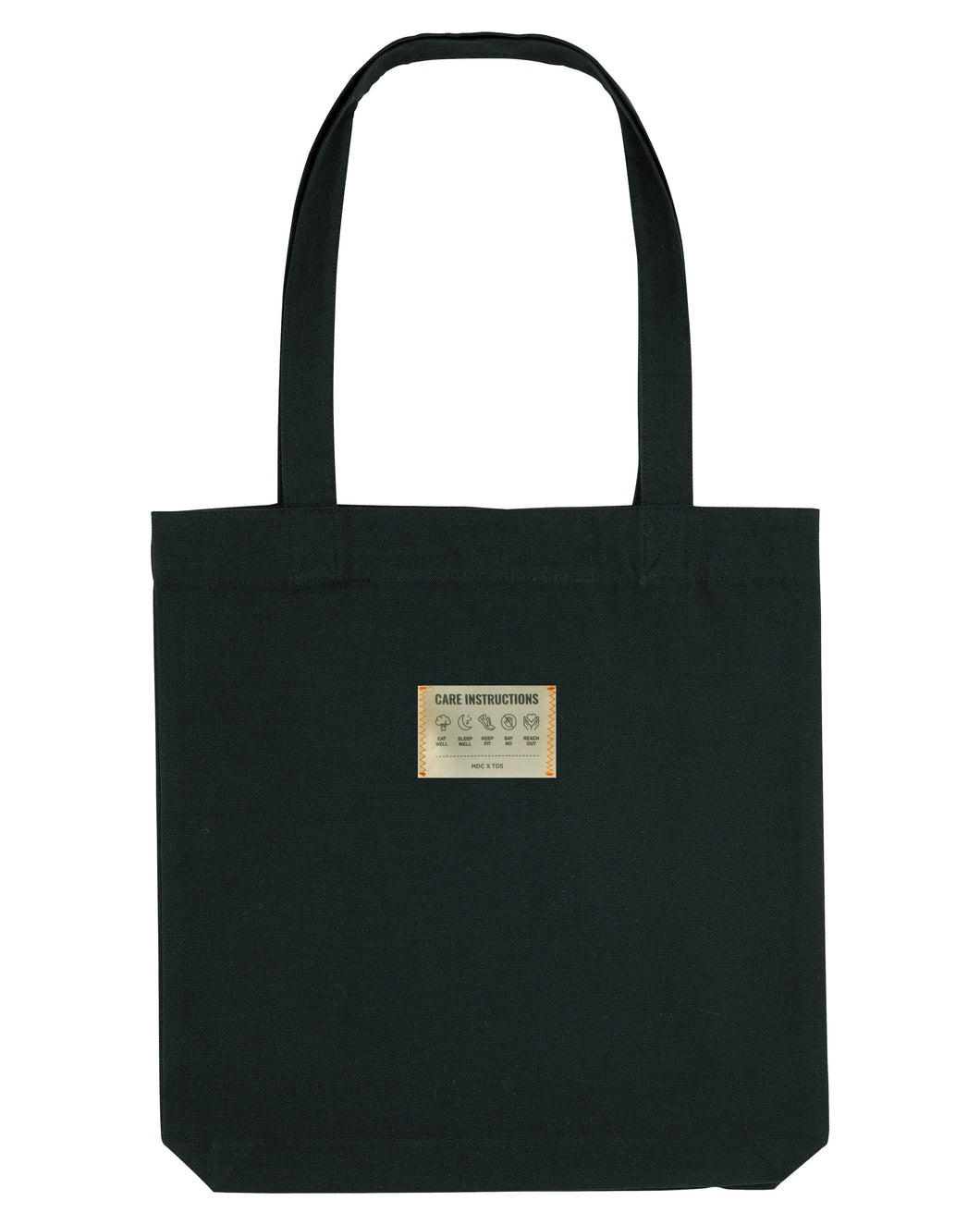 Maison de Choup care instructions tote bag
