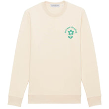 Load image into Gallery viewer, Maison de Choup you are thriving - Natural Raw Sweatshirt (Coming November 2020)