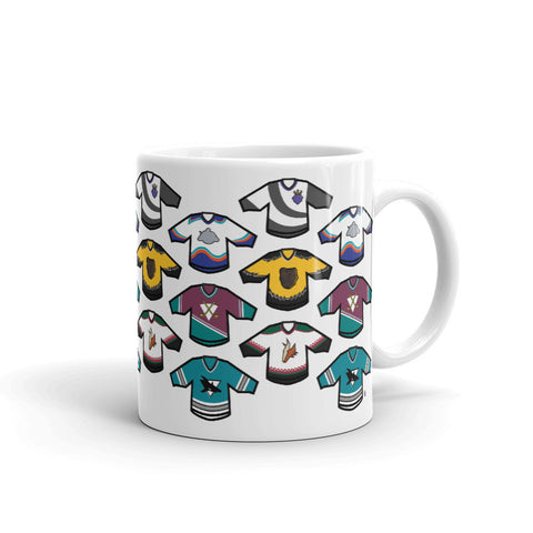 '90s Mini-Jerseys Mug