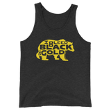Black and Gold Bear