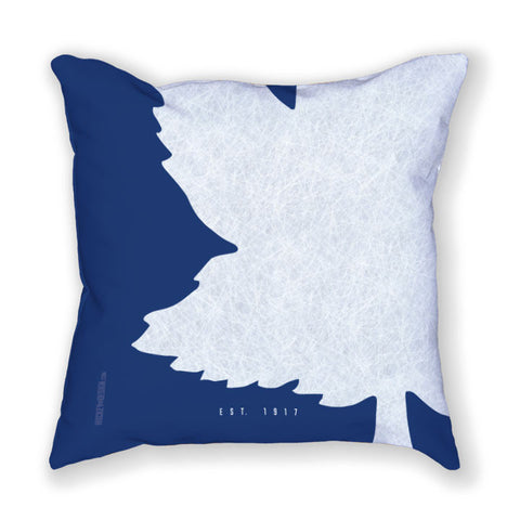 Blue and White - Pillow - 1