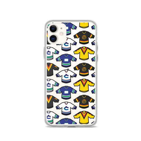 Vancouver Mini-Jerseys Phone Case