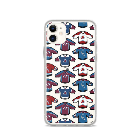 Colorado Mini-Jerseys Phone Case