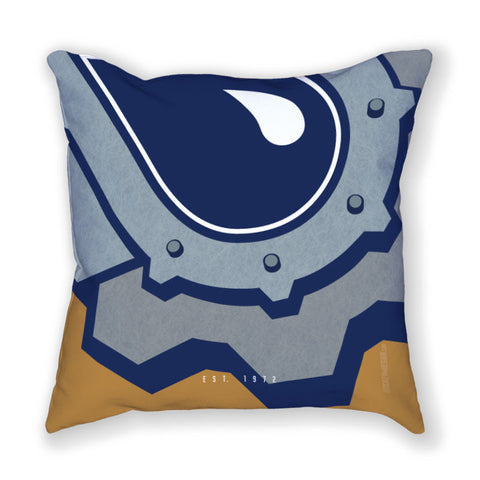 Oil Cogs - Pillow - 1