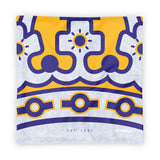 Purple and Gold - Pillow - 2