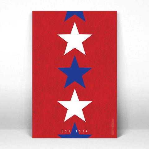 Red White and Blue - Poster - 1
