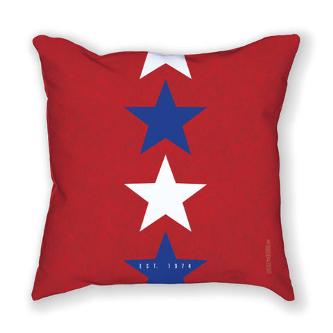 Red White and Blue - Pillow - 1