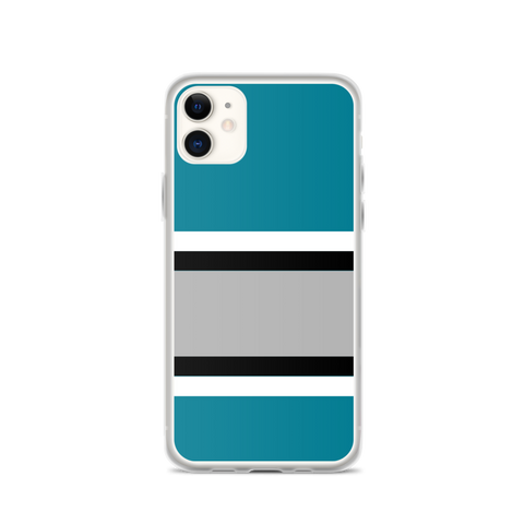 San Jose Jersey Phone Case