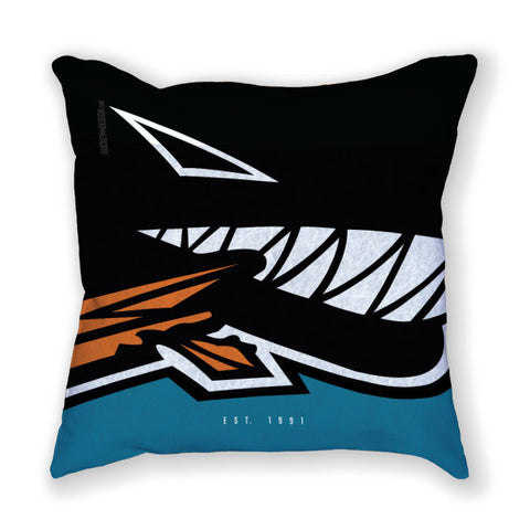 Shark Bite - Pillow - 1