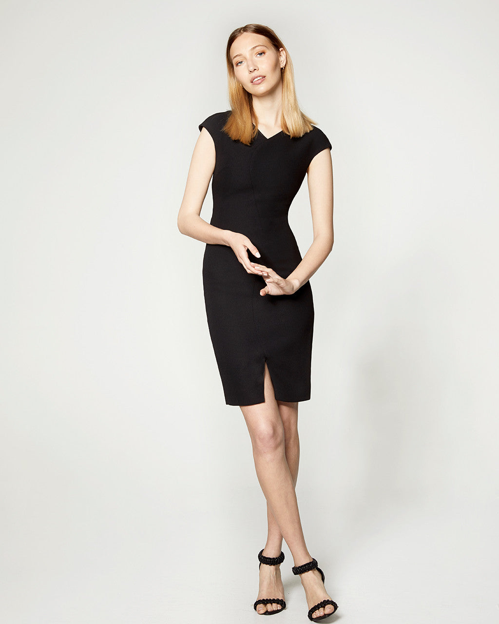 Crescent Dress - Black