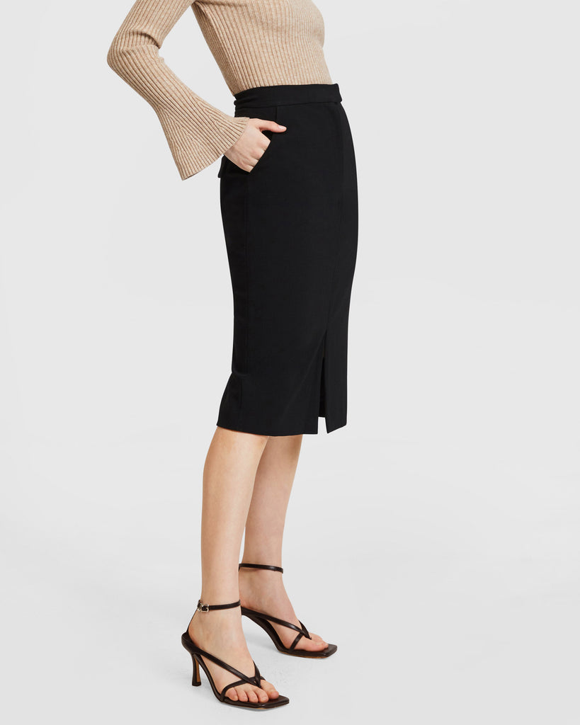 POCKET PENCIL SKIRT V2