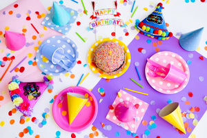 The Best Birthday Party Themes!