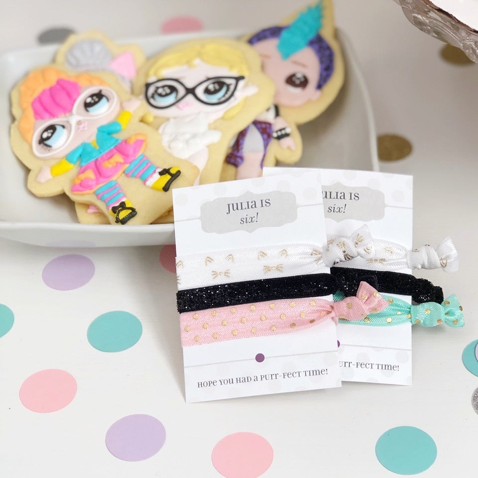 A Purr-fectly Elegant L.O.L. Surprise Doll Birthday Party