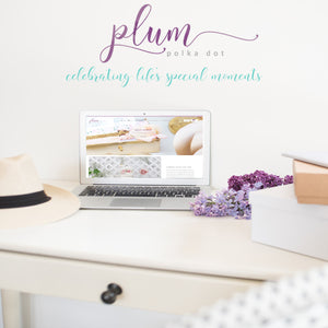 New Look for Spring at Plum Polka Dot
