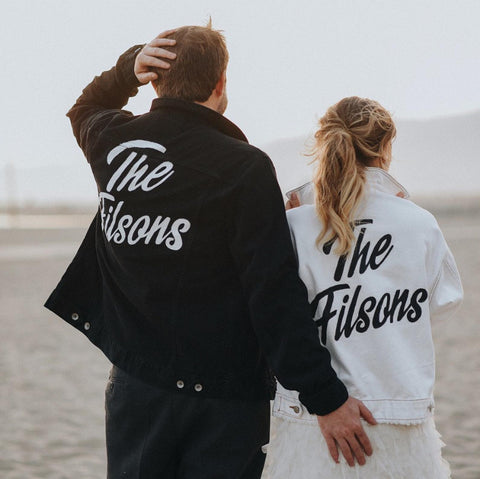 matching wedding jackets