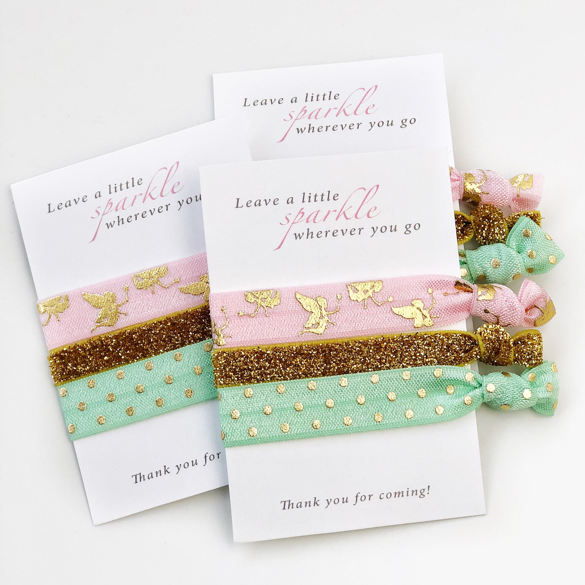Fairy Party Favors - @PlumPolkaDot