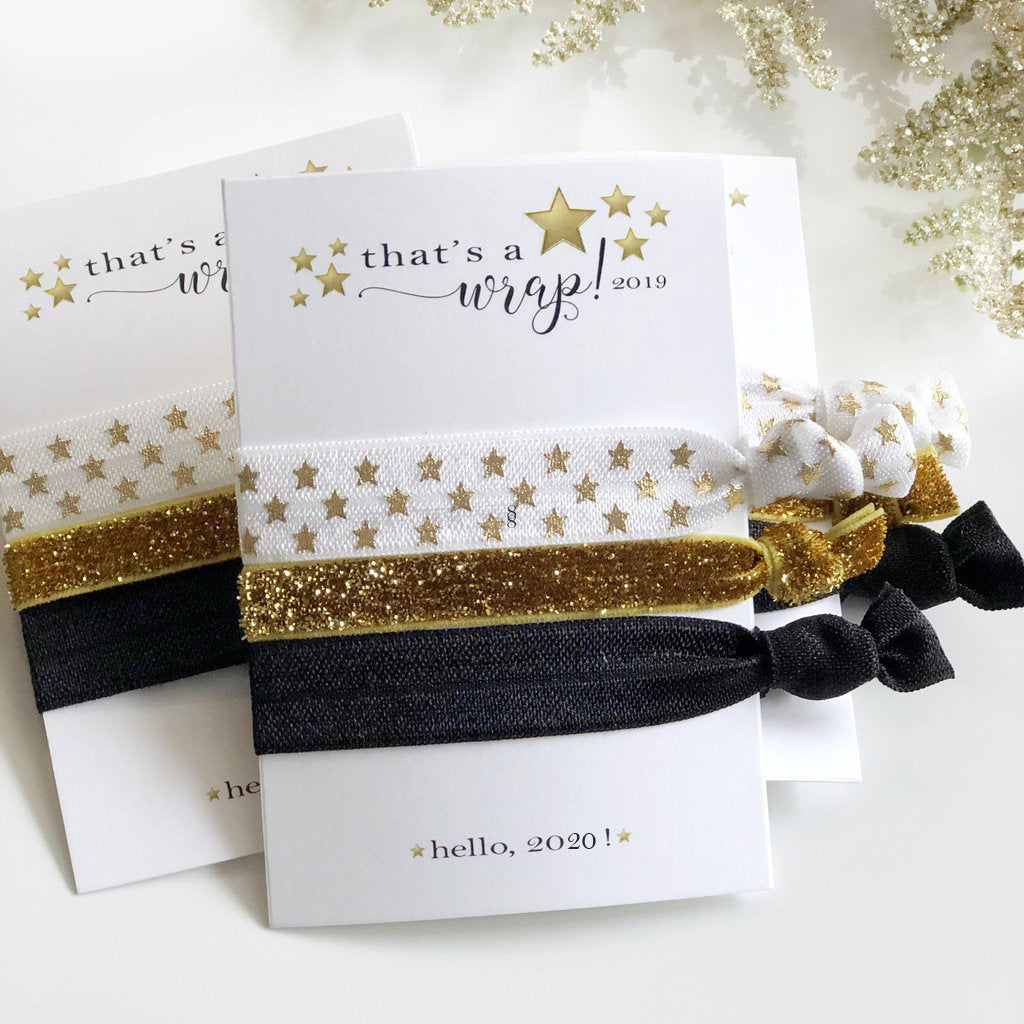 New Years Eve Party Favors - Unique Party Favors - @PlumPolkaDot
