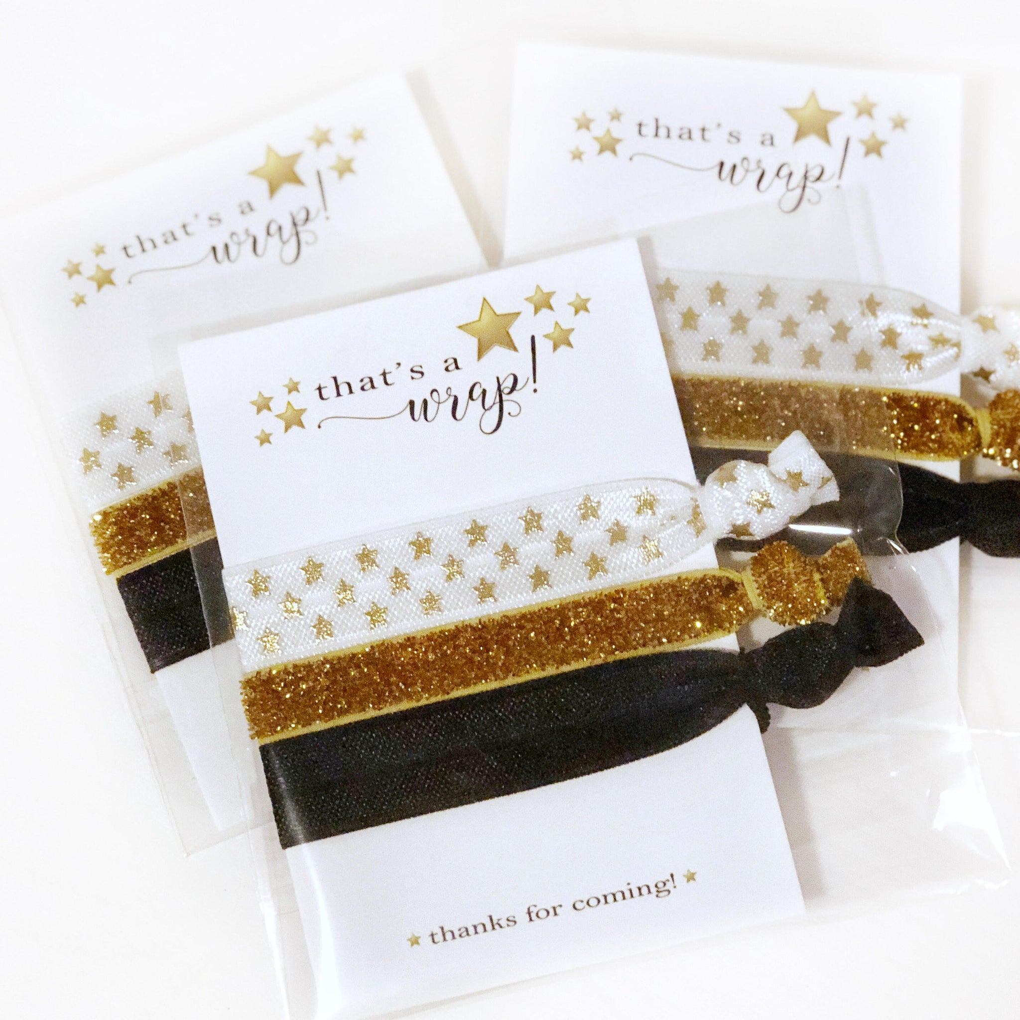 Movie Themed Party Favors - @PlumPolkaDot