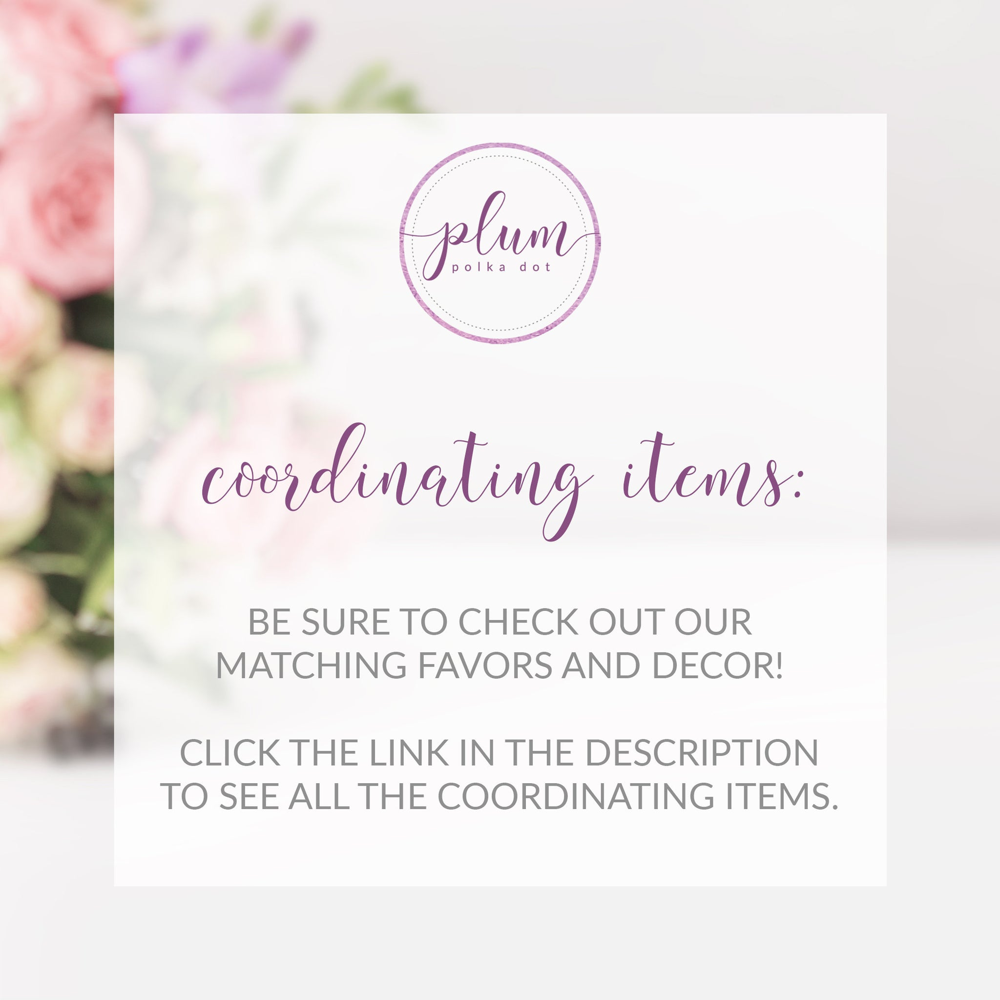 Blush Pink Floral Cards and Gifts Printable Sign INSTANT DOWNLOAD, Bridal Shower, Baby Shower, Wedding Decorations and Supplies - FR100 - @PlumPolkaDot